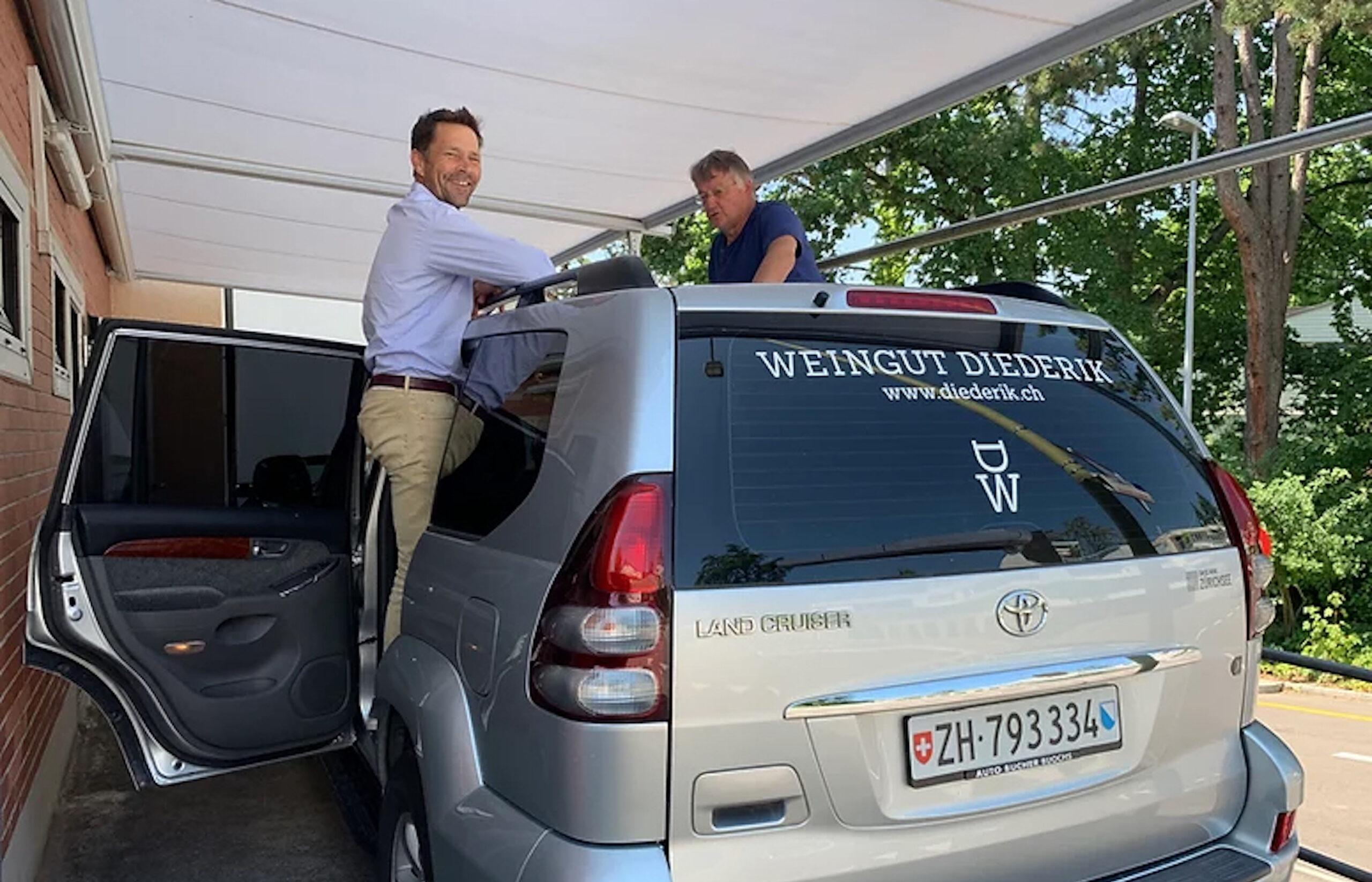 Auto- und Schaufensterbeschriftungen