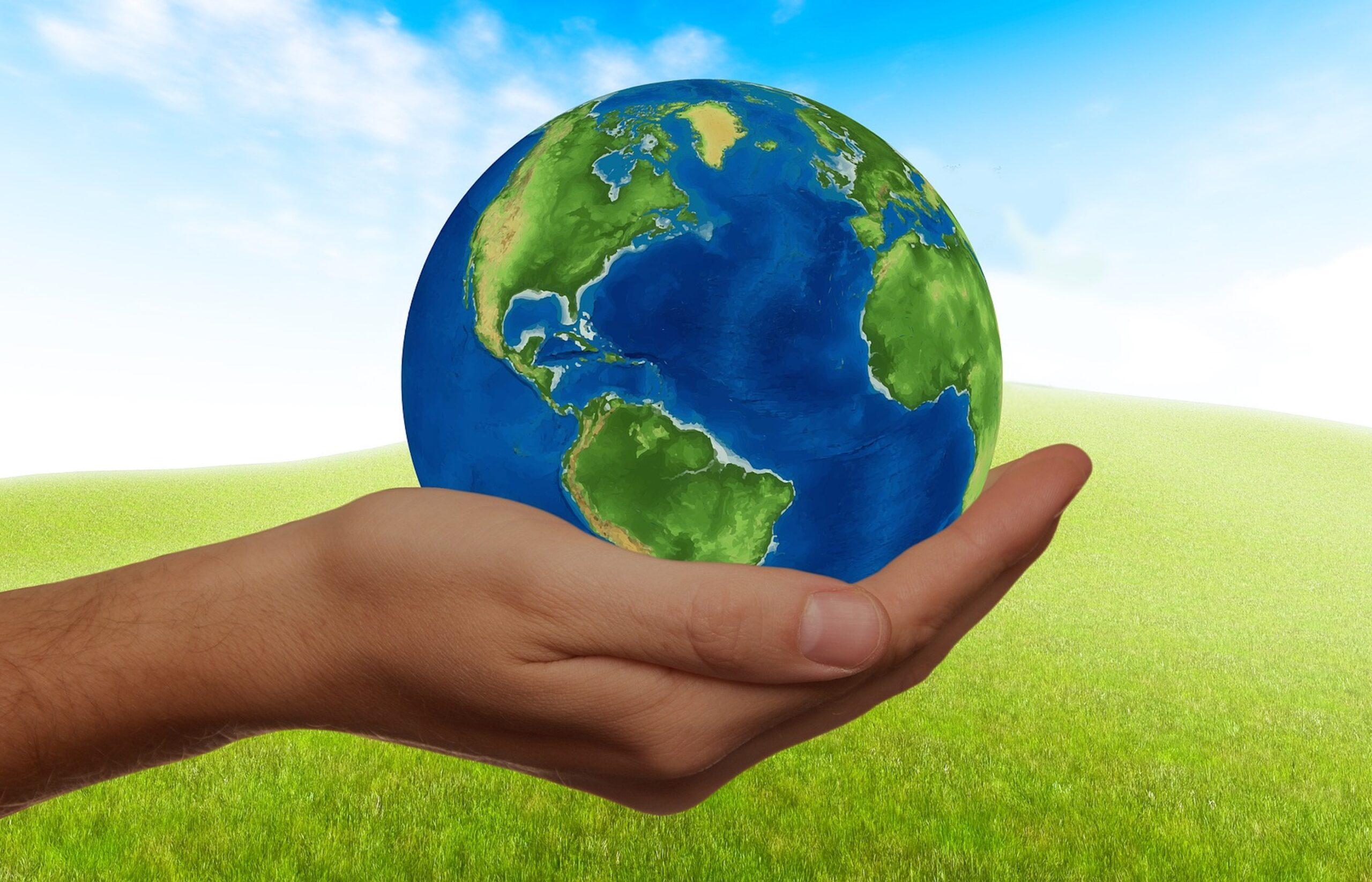 Drucken vor Ort - Aber Nachhaltig